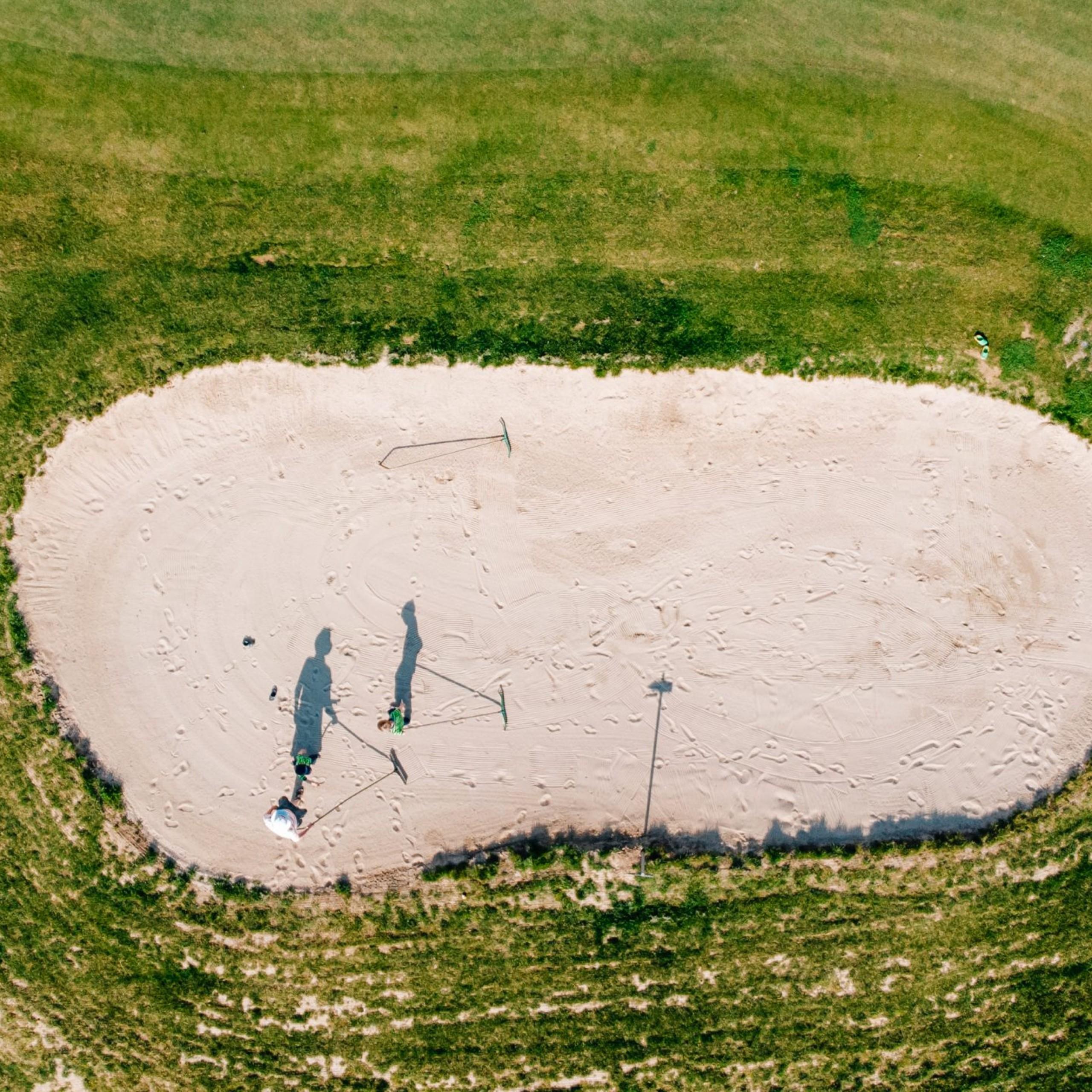 bunker-golfplatz