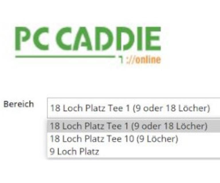 PCCaddieOnline