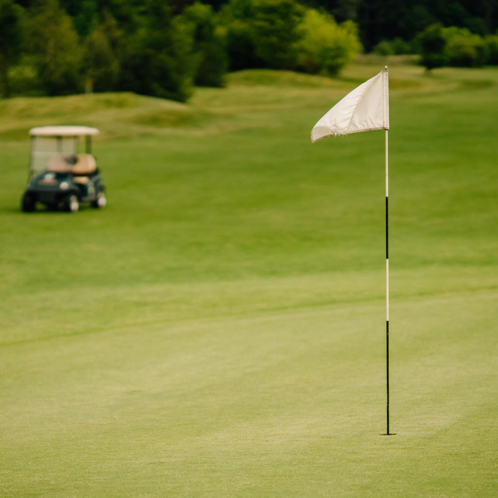 flagge-golfcart-golfplatz-altenstadt